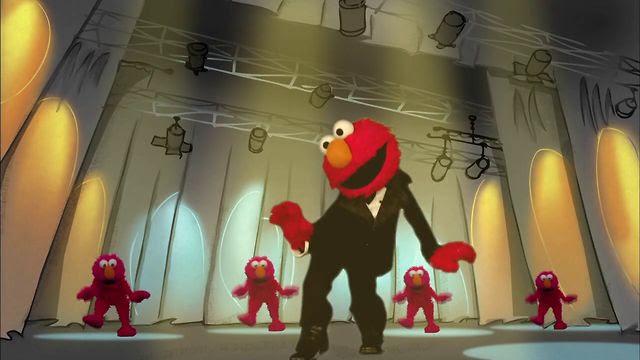 Sesame Street Psa Elmos Got The Moves On Vimeo