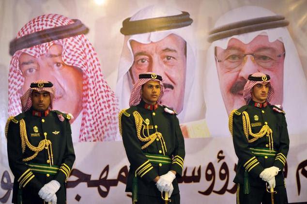 Risultati immagini per saudi arabia dynasty
