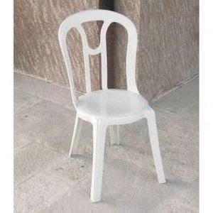 Meuble table moderne chaise de jardin en plastique pas cher - Chaise plastique design pas cher ...