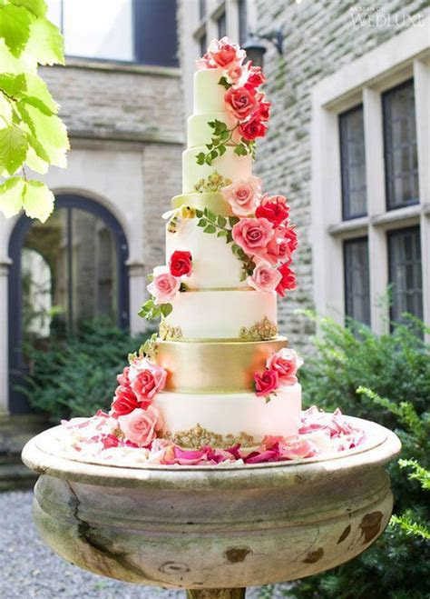 1000  ideas about Spring Wedding Cakes on Pinterest