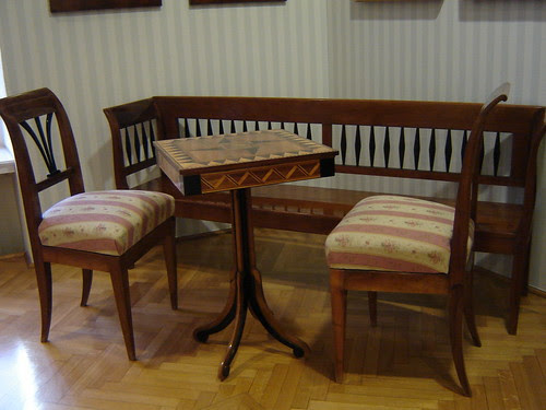 1800-luku huonekalut by Anna Amnell