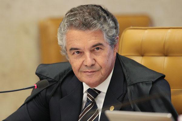 Marco Aurélio de Mello suspende o efeito imediato da punição contra a deputada do PSB