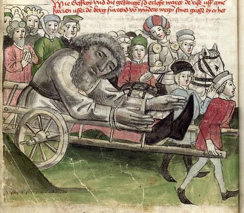 Melusine - von Ringoltingen, 1468 a