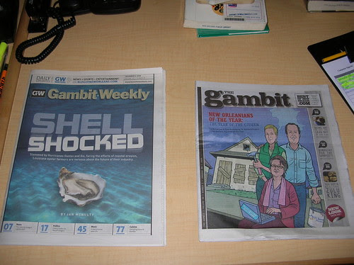 Gambit vs. Gambit