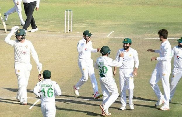 Nauman, Shaheen star as Pakistan close in on Test series win | Daily Pakistan | sports news of today