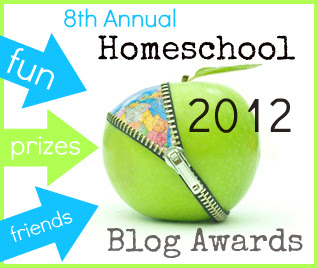 300x250arrows Homeschool Blog Awards Button