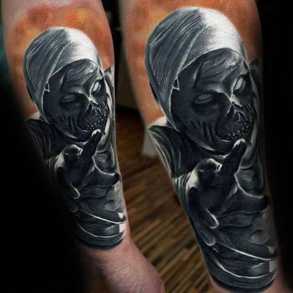 Tattoos Gallery 3d Egyptian Tattoos