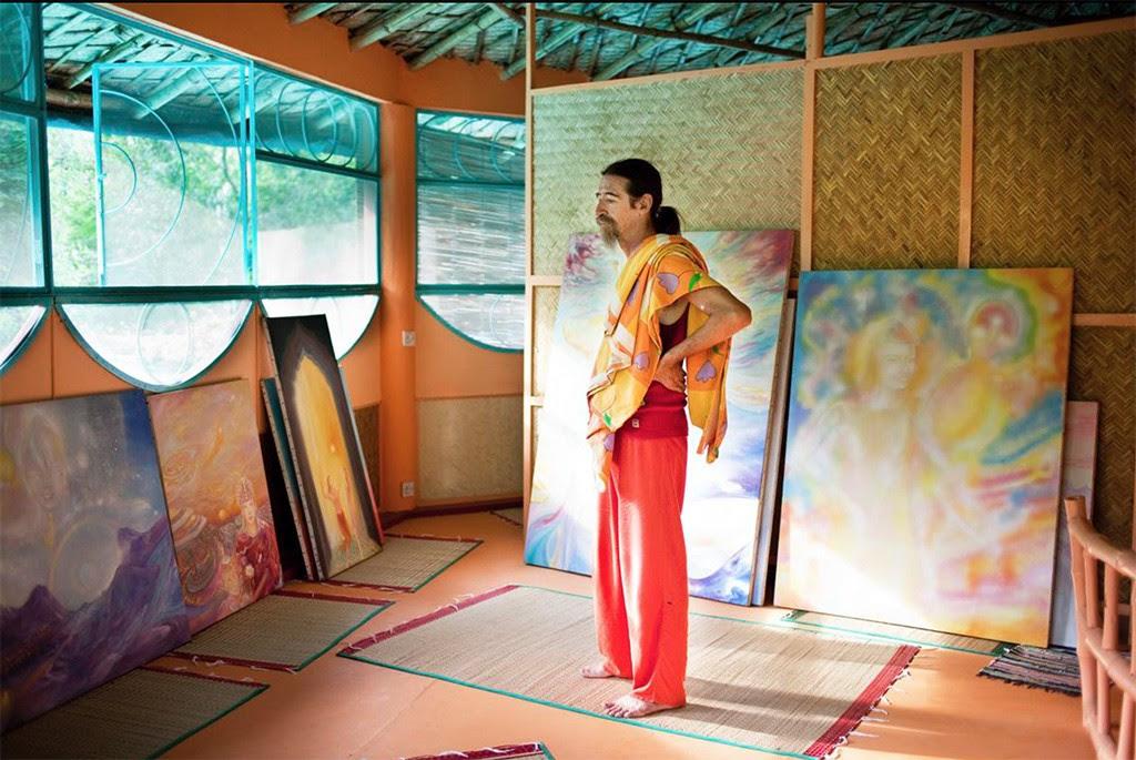 Artistas são remunerados com um salário, assim como qualquer outro profissional, além de faturarem com a venda de suas obras (Foto: Divulgação)