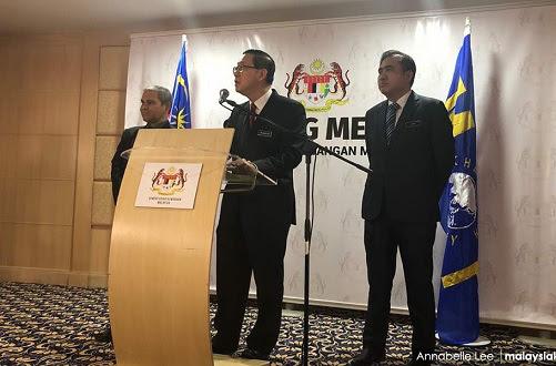 Bonus Aidilfitri 2018: Najib umum tanpa peruntukan