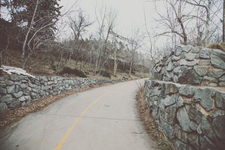 Photo of Path in Boulder Park
