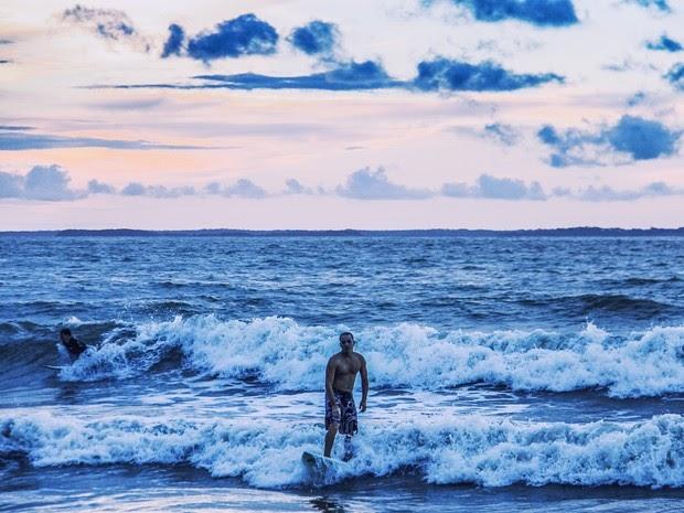 Praias de São Luís mantém maioria de pontos próprios para banho