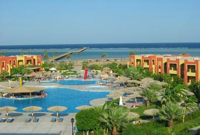 Esterno del Moevenpick Resort El Quseir, El Quseir - Mar Rosso