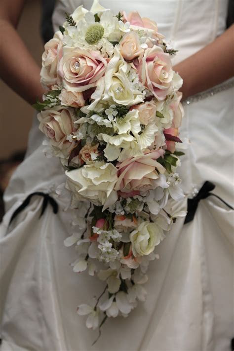 Foam Wedding Flowers   By Buds2Blossom   Artificial