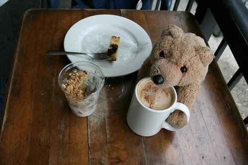 Teddy Bear's Picnic...Biff Style