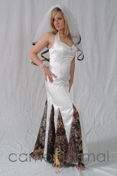 Camo Wedding Dresses   Sang Maestro