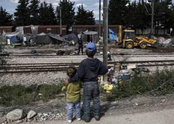 """""""Hace falta un reparto más justo de los refugiados"""""""