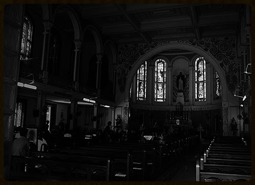 As A Child I Grew Up In A Church ,, by firoze shakir photographerno1