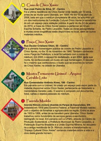 Caminhos de Luz Chico Xavier 6