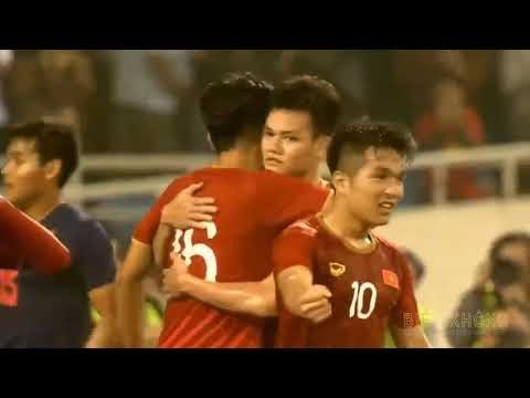 Video-cùng nhau chiêm ngưỡng 4 bàn thắng nổ tung sân Mỹ Đình của u23 Việt nam