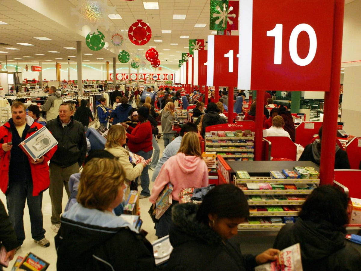 The most profitable area of the store is the checkout line. Stores bank on customers succumbing to the candy and magazine racks while they wait.
