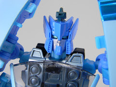 Transformers Blurr United Deluxe - modo robot
