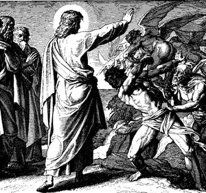 Resultado de imagen de ¿Qué dice la Biblia acerca de los demonios?