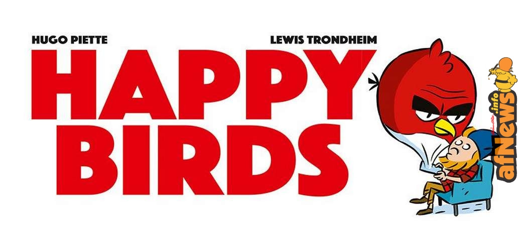 Happy Birds vs. Angry Birds