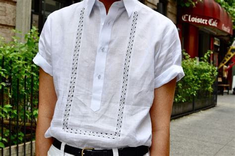 Polo Barong from Manila   Wears   Pinterest   Traditional