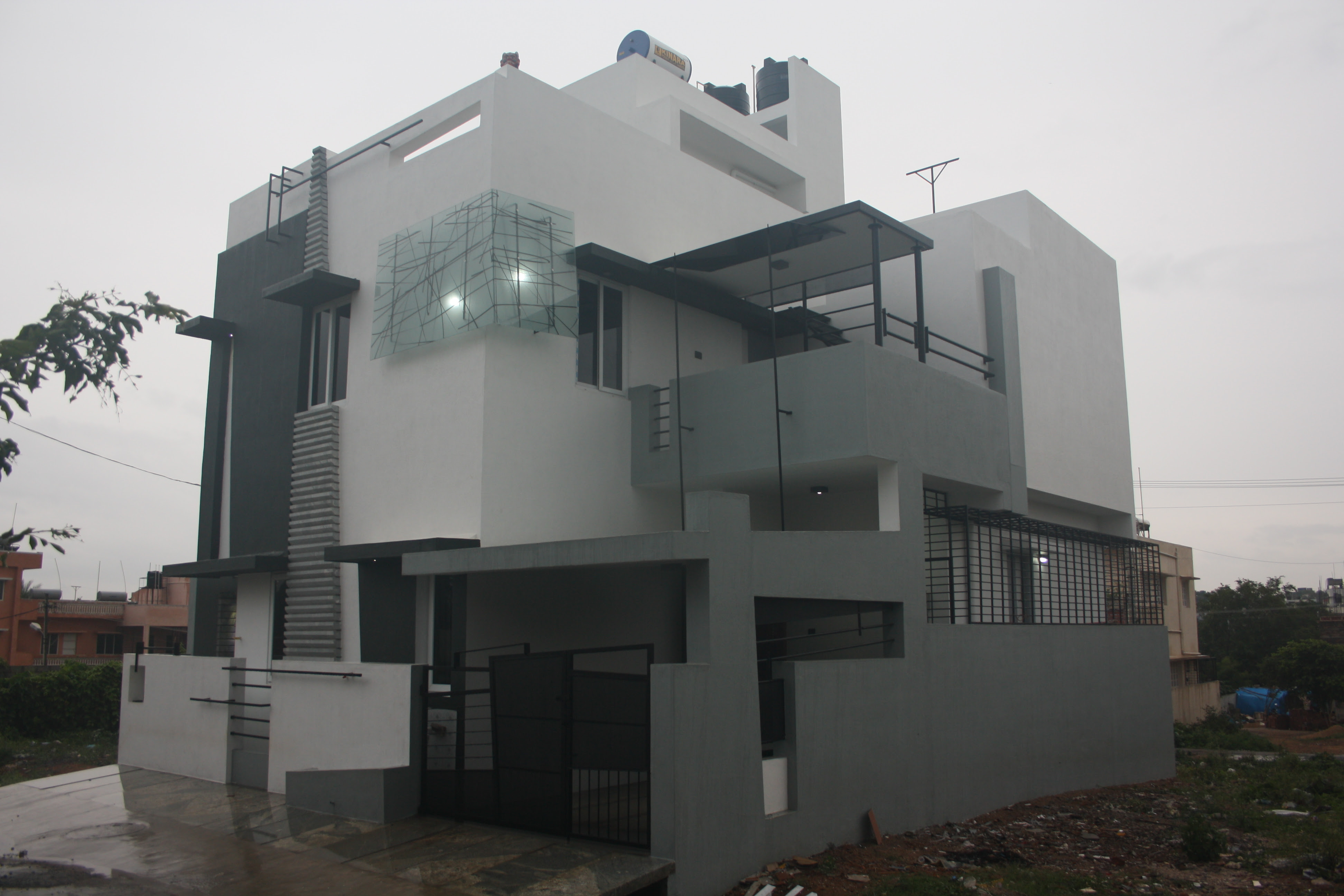 Need 2BHK house plan in 1000 sqft area. Total size 40\u0026quot;x30\u0026quot;.