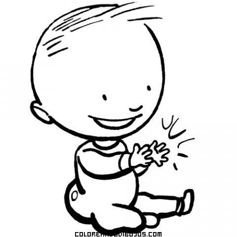 Bebé Dando Palmas