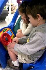 Anesthesizing children while shopping #1