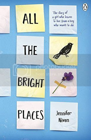 All the Bright Places by Jennifer Nevin