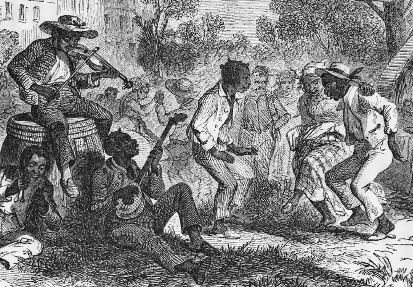 (Cabina de tío Tom, Robert Criswell, 1852)