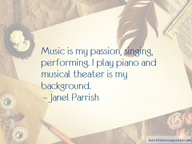 Music Is My Passion Quotes Top 51 Quotes About Music Is My Passion