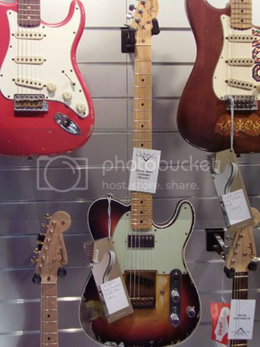 Fender Andy Summers Telecaster