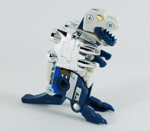 Transformers Overkill G1 Encore - modo robot