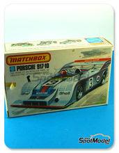 Maqueta de coche 1/43 SpotModel - Matchbox - Porsche 917-10 Martini Racing - Nº 3 - Can Am