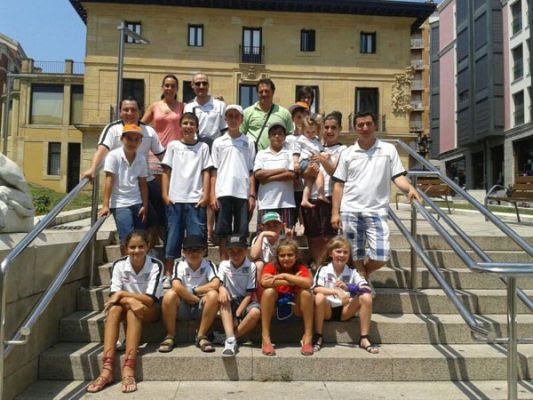 Aprender Ajedrez Santurtzi El Carmen 2013 063