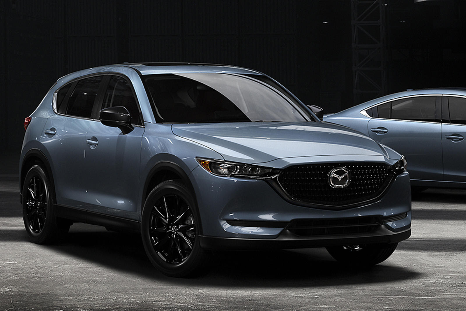 2021 mazda cx5 adds new carbon edition model  carbuzz