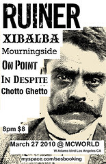 march 27th show