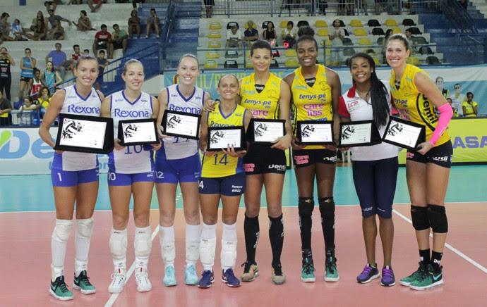 Melhores do Sul-Americano, Rio de Janeiro, Praia Clube (Foto: Divulgação/Praia Clube)