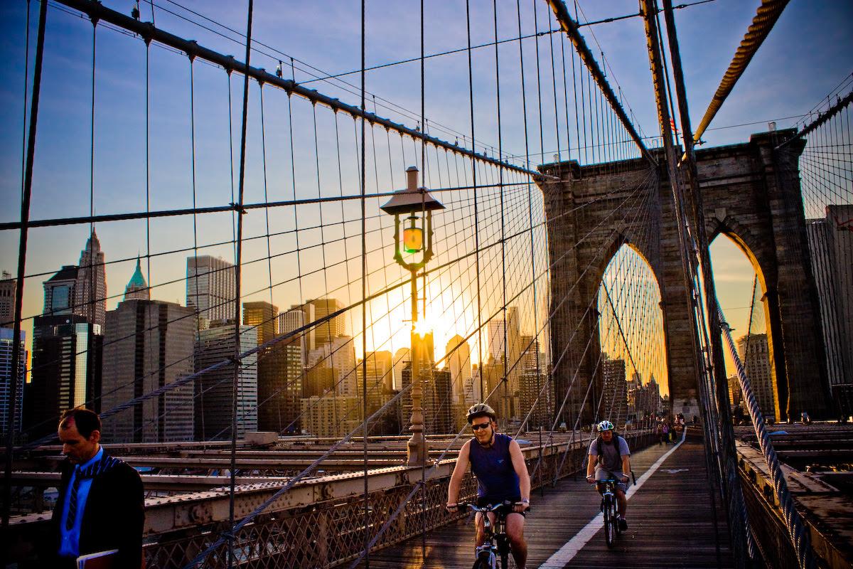 Brooklyn Bridge HDR