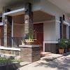 Kumpulan Gambar Model Teras Rumah Minimalis Modern