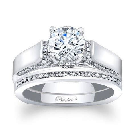 17 Best ideas about White Gold Diamonds on Pinterest