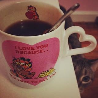Day193 Tea time 7.12.13 #jessie365