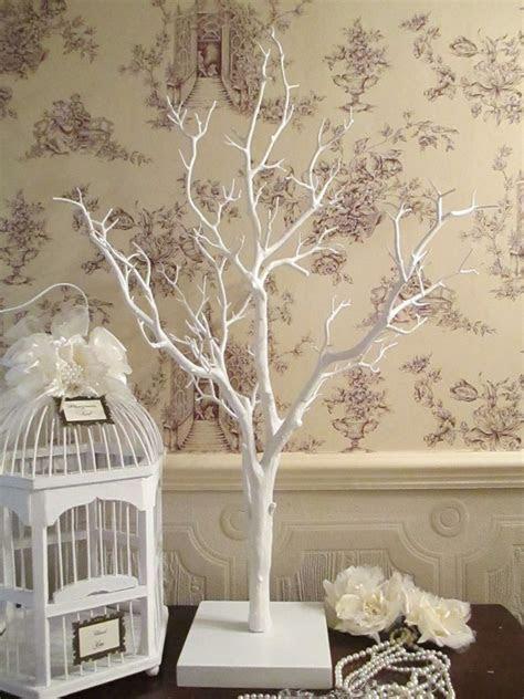 Wedding Wishing Tree Wish Tree Vintage Manzanita White 85