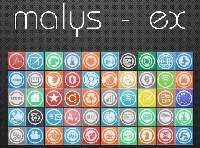 malys icons