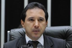 O deputado federal Natan Donadon (PMDB-RO), que será o primeiro parlamentar a cumprir pena de prisão