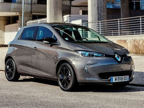 Renault Zoe (2017)   picture 4 of 174