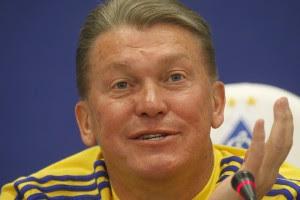Олег Блохин считает, что Украина заслужила хороший результат